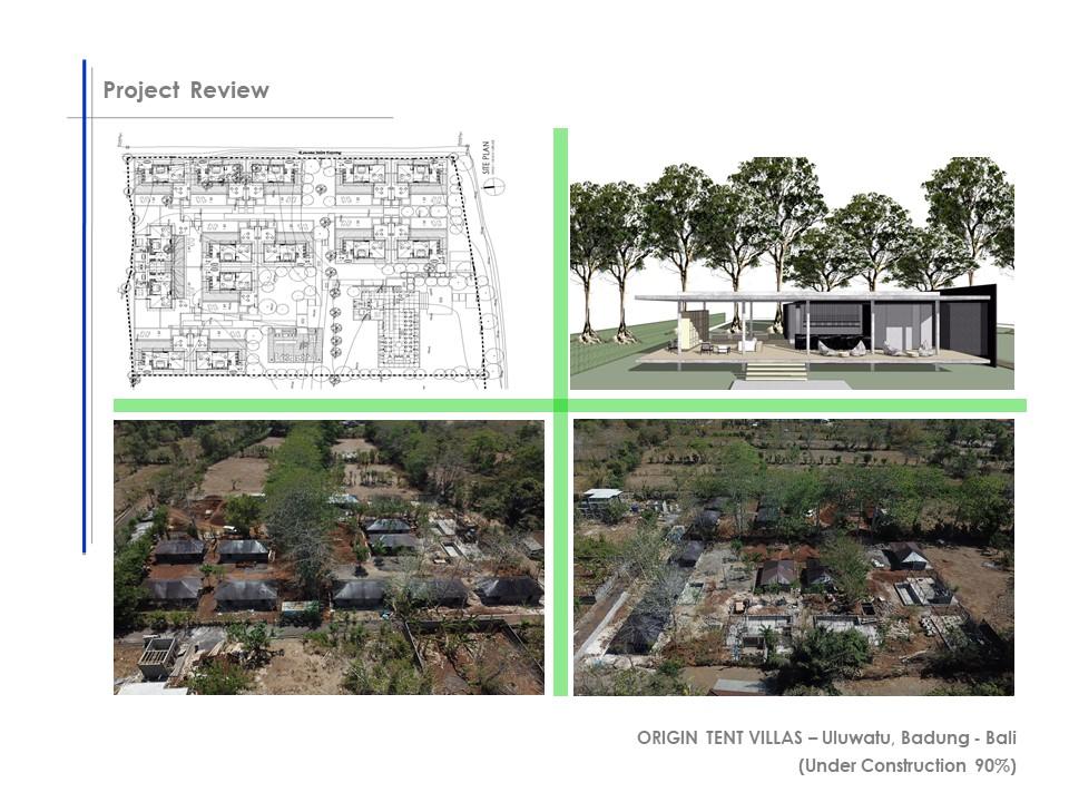 Origin Tent Villas