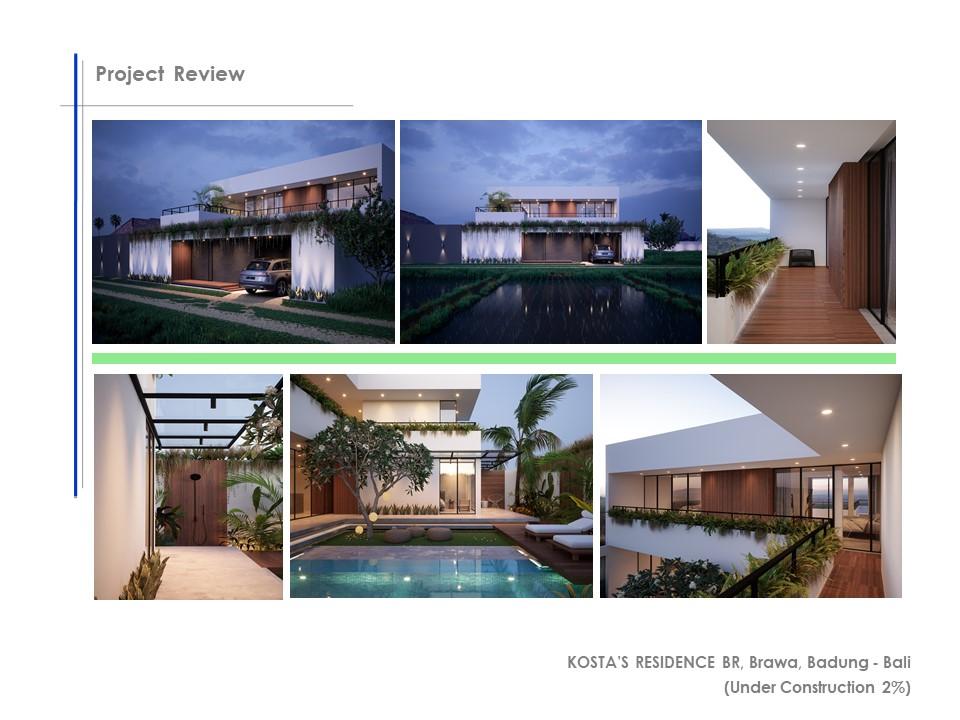 Kosta's Residence Brawa