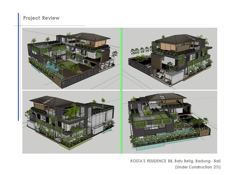 Kosta's Residence Batu Belig